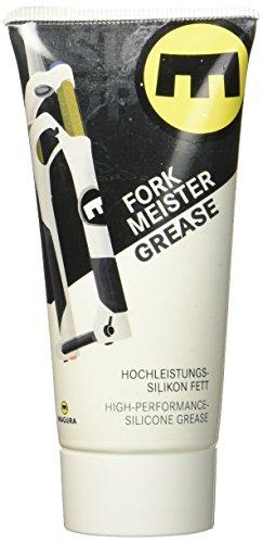 Magura Fork Meister Grease, für Gleitlager ab MJ2012, 50 ml Federgabeln, transparent