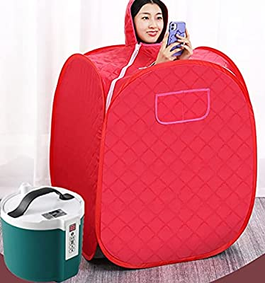 Inscape Data Sauna Machine for Weight Loss & Detox Portable Personal Sauna with Steamer for Home Machine Tent with Steam Generator