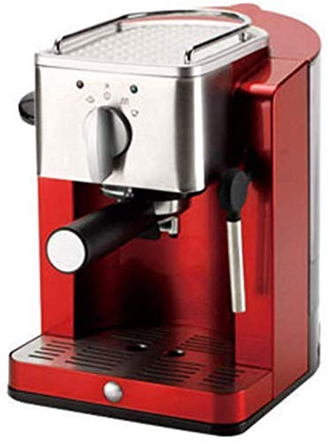 XHCP Coffee Machine Espresso Coffee Maker 15 Bar Mini Steam Coffee Machine Pump-Type High-Pressure Ltalian Coffee Machine (Color : B)