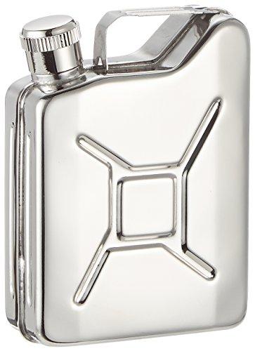 Relags Flachmann 'Kanister, Silber, 180 ml