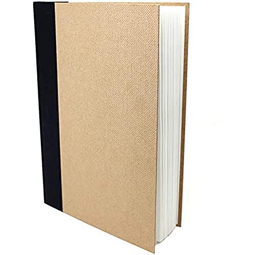 Artway Enviro - Gebundenes Skizzenbuch - 100 % Recycling-Zeichenpapier - Hardcover - 96 Seiten mit 170 g/m² - 1 x A4 Hochformat