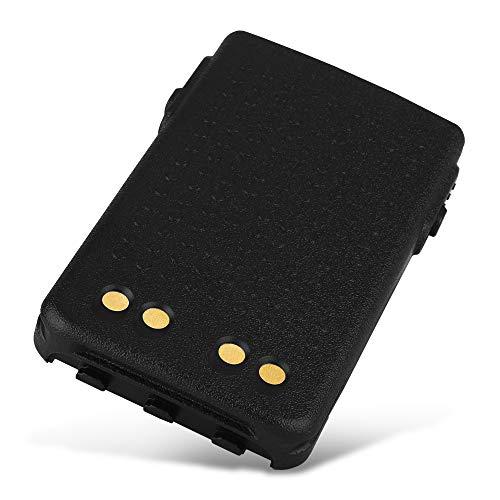 subtel® Batería Premium Compatible con Motorola DP3441, DP3441E, DP3661E, XiR E8608, PMNN4440, PMNN4440AR, PMNN4502A, PMNN4511A 1600mAh bateria Repuesto Pila