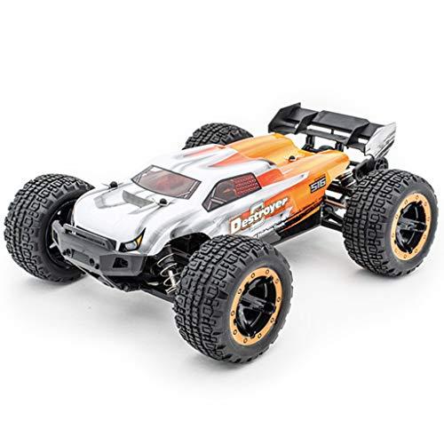 IIIL RC Coche Vehículo Todoterreno Alta Velocidad, 1:16 Escala 45 Km/H 4WD 2.4 GHz Carreras Eléctrico Control Remoto Buggy Camión Buggy Juguete para Adultos Niños