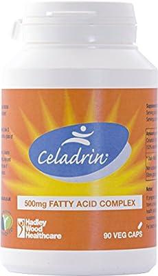 Celadrin 500mg 90 vegetarian capsules (100% vegetarian formula)