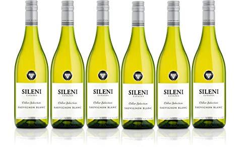 Sileni Estates Sauvignon Blanc Cellar Selection Marlborough 2018/2019  (6 x 0.75 l)