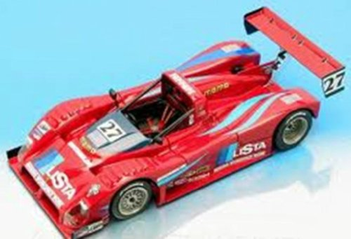 BBR 1/43 Ferrari 333SP Sebring 1999 Team Lista BG171