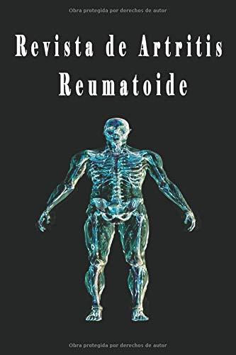 Revista de Artritis Reumatoide: Registro de medicamentos, Diario Guiado por el Día, diario para hom