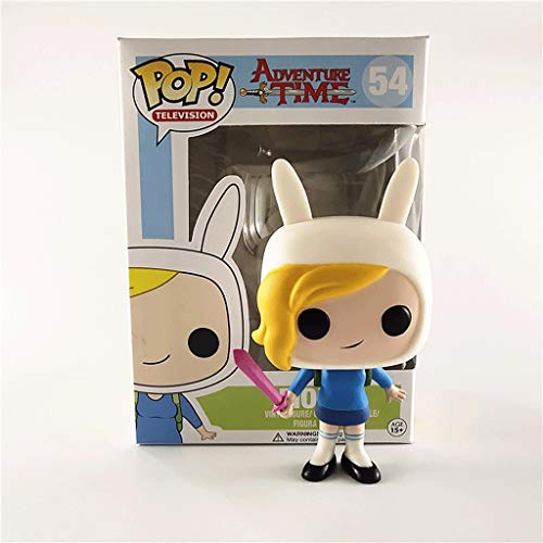 Jokoy Funko Pop Television : Adventure Time - Fionna 3.75inch Vinyl Gift for Animation Fans Chibi