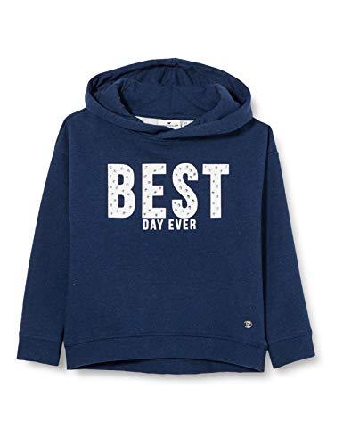 TOM TAILOR Mädchen Sweatshirt T-Shirt, Dress Blues|Blue, 164