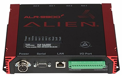 Alien Technology 9900 PLUS, RFID Reader, GEN2, High Performance, Monostatic ALR-9900 PLUS