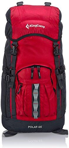 Kingcamp Rucksack Polar, Red, 45 Liter, KB3302_red