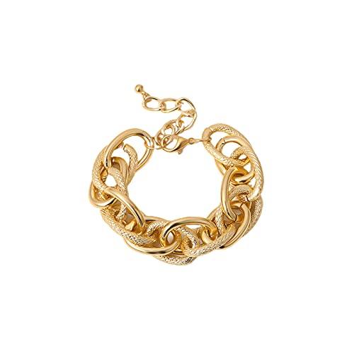 Fiauli Collar personalizado diseño contratado fino trabajo cadena Hip Hop placa oro cadena colgante ligero elegante gargantilla para souveni-pulsera