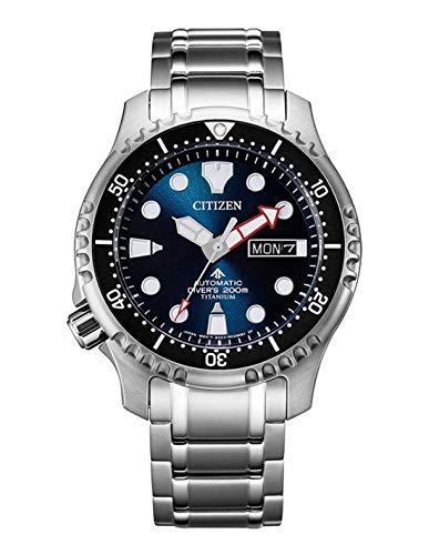 orologio solo tempo uomo Citizen Promaster casual cod. NY0100-50M