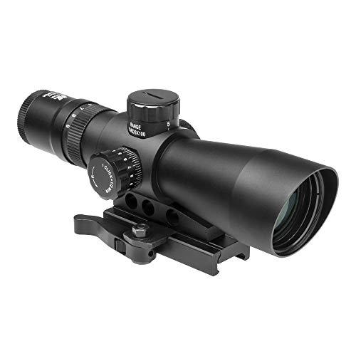 Ncstar 3-9X42 Mark III Tactical GEN II/ MIL DOT - STM3942GV2
