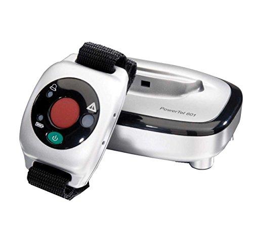 Amplicom PowerTel 601 Alarm Vibrationsarmband Schnurlostelefon