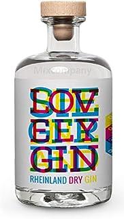Siegfried Rheinland Dry Gin 0,5l 41% Vol Limited Edition -CMYK- - Enthält Sulfite