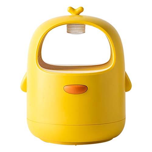 Hinclud Moskito-Lampe, elektrische Insektenfliege Zapper UV-Käfer Zapper Camping Laterne für drinnen und draußen Stille Mückenschutzlampe, New Cute Pet Indoor-Mückenschutz für Kinder