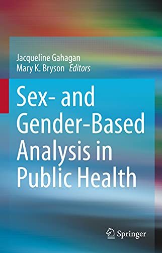 Sex- and Gender-Based Analysis in Public Health (English Edition)