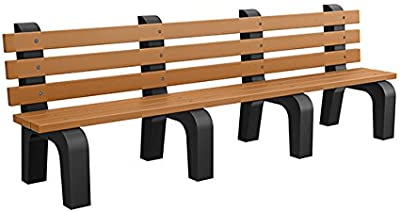 Fabulous Amazon Com Lifetime 80305 Portable Folding Bench Ocoug Best Dining Table And Chair Ideas Images Ocougorg
