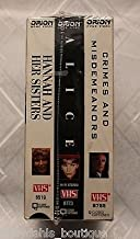 The Best of Woody Allen Collection, Vol. 2 Hannah and Her Sisters / Alice / Crimes and Misdemeanors VHS