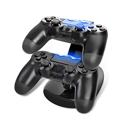 PS4 Controller Charger, Playstation 4 / PS4 Slim / PS4 PRO / PS4 Controller Charger, Charging Station