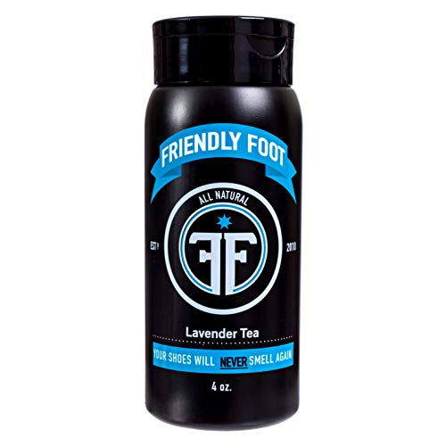 Friendly Foot #1 Effective All Natural Shoe Deodorizer Odor Eliminator Your Shoes Will Never Smell Again