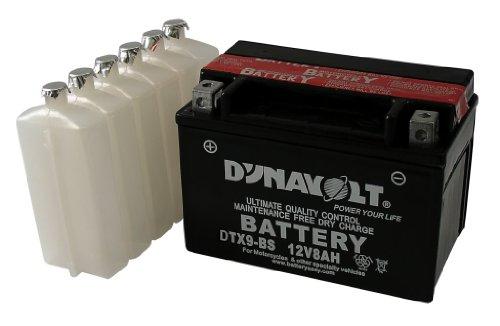 Dynavolt DTX7A-BS wartungsfreie Batterie