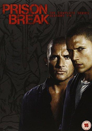 Prison Break S1-4 [UK Import]