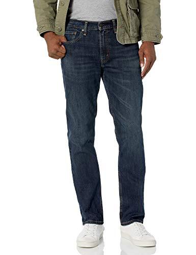 Levi's Herren Jeans 511 Slim Fit Stretch - Blau - 28W / 30L