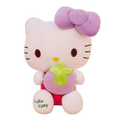 XQYPYL Lindo Hello Kitty Juguete de Peluche Almohada Muñecas Decoración