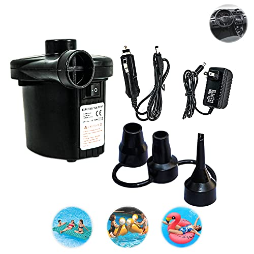Electric Pump for Inflatables, Fancy Petty Quick Air Pump Only $7.82 (Retail $19.54)