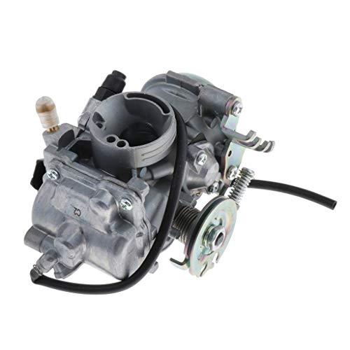 B Blesiya Motor de Montaje de Carburador de 26 Mm para Motores de Carreras Yamaha EXCITER135 ATV