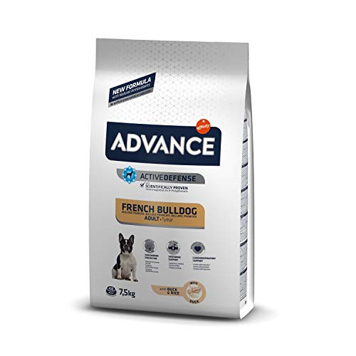 Advance Hund Adult French Bulldog, 7.5 kg