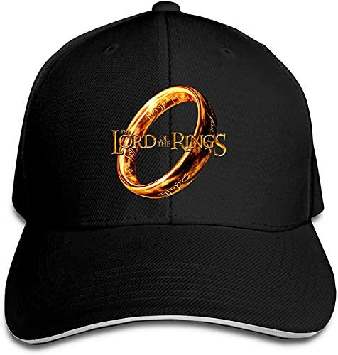 SBLB - Gorra de béisbol con diseño de señor del anillo unisex