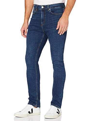 MERAKI USAPP1 Jeans Skinny, Denim Slavato, 30W / 32L