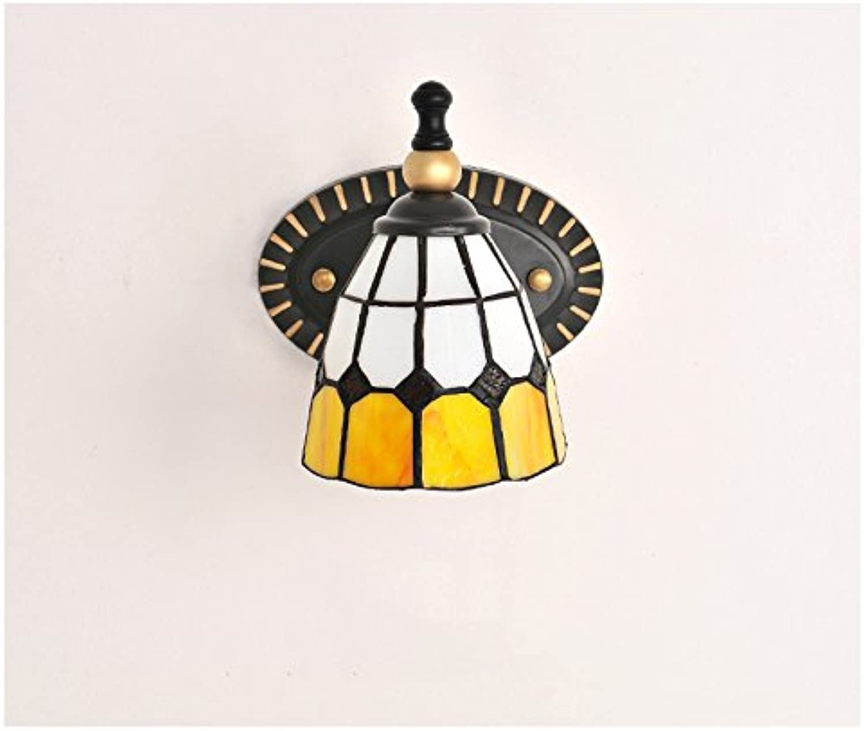MENA American Pastoral Badezimmer Badezimmer LED Spiegel Front Lampe Wandleuchte (gre   18.5  19cm)