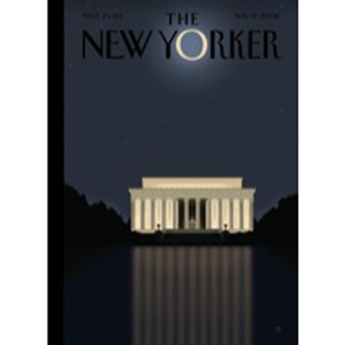 The New Yorker, November 17th, 2008 (Ryan Lizza, George Packer, Roger Angell) audiobook cover art