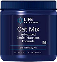 Life Extension Cat Mix (Advanced Multi Nutrient Formula) 100 Grams Powder (packaging may vary)