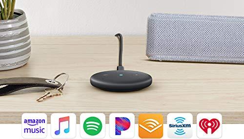 Echo Input - Bring Alexa to your own speaker- Black