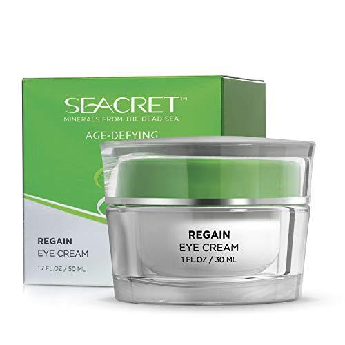 SEACRET- Mineralien aus dem Toten Meer, Die Alterung aufhaltende, wiederherstellende Augencreme, 30 ml