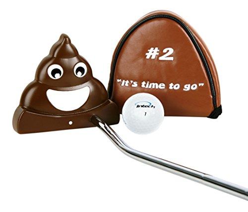 """Intech Golf #2 Poop Putter 35"""", Right Hand"""
