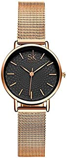 SK Dress Watch For Women Analog Metal - SK4267