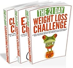 21-Day Challenges Box Set 2 - Weight Loss, Exercise & Clean Eating
