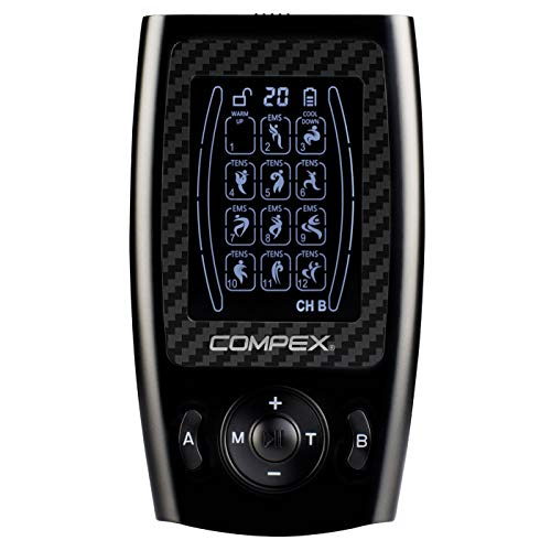 COMPEX LT TENS Unit Portable Rechargeable Handheld Pain Relief & Pain Management Therapy Device