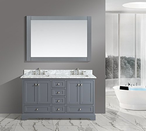 bathroom vanity tops 60 - 9