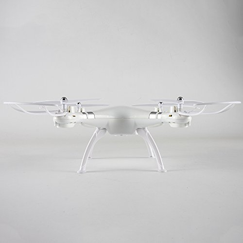 Aircraft UAV Potente 2.4GHz 4 Channel 2.4G Helicopter_White