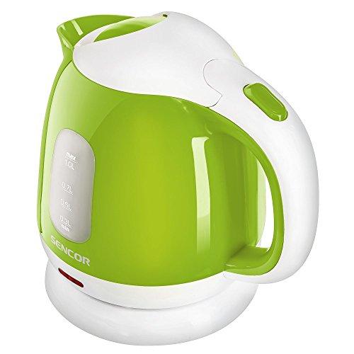 Sencor Bouilloire avec filtre amovible, 1 L, vert