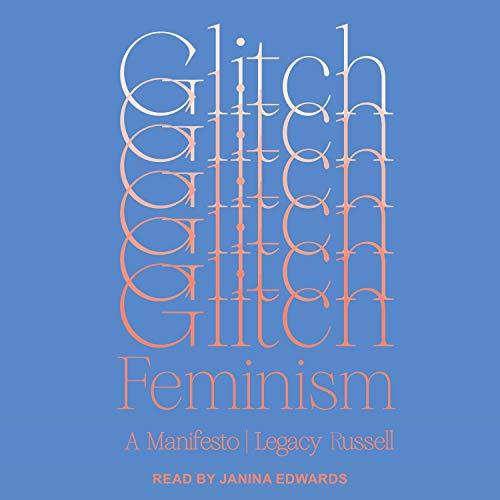 Glitch Feminism cover art