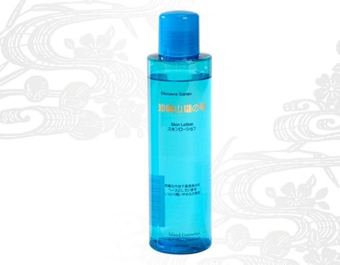 タンク花火ラブ沖縄山瑚の雫 スキンローション 200ml×6本 アイランド ミネラル豊富な沖縄さんご水をベースにした全肌質向けの化粧水