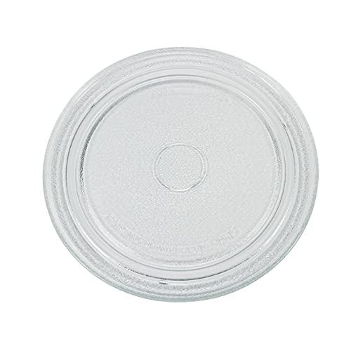 Whirlpool 64351-23801 - Piatto per microonde in vetro, diametro 27,2 cm, diametro 64351-23801)